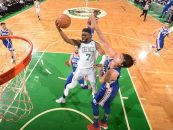 Celtics Outlast 76ers to Advance to Conference Finals