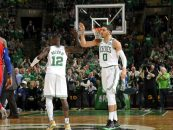 Celtics Rout 76ers to Take Game 1