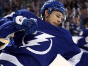 Lightning Even Series With Bruins in Game 2