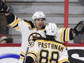 Bruins Grades: Brad Marchand and David Pastrnak