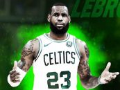 Could LeBron James Sign With Boston?