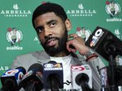 Will Kyrie Irving Test Free Agency?