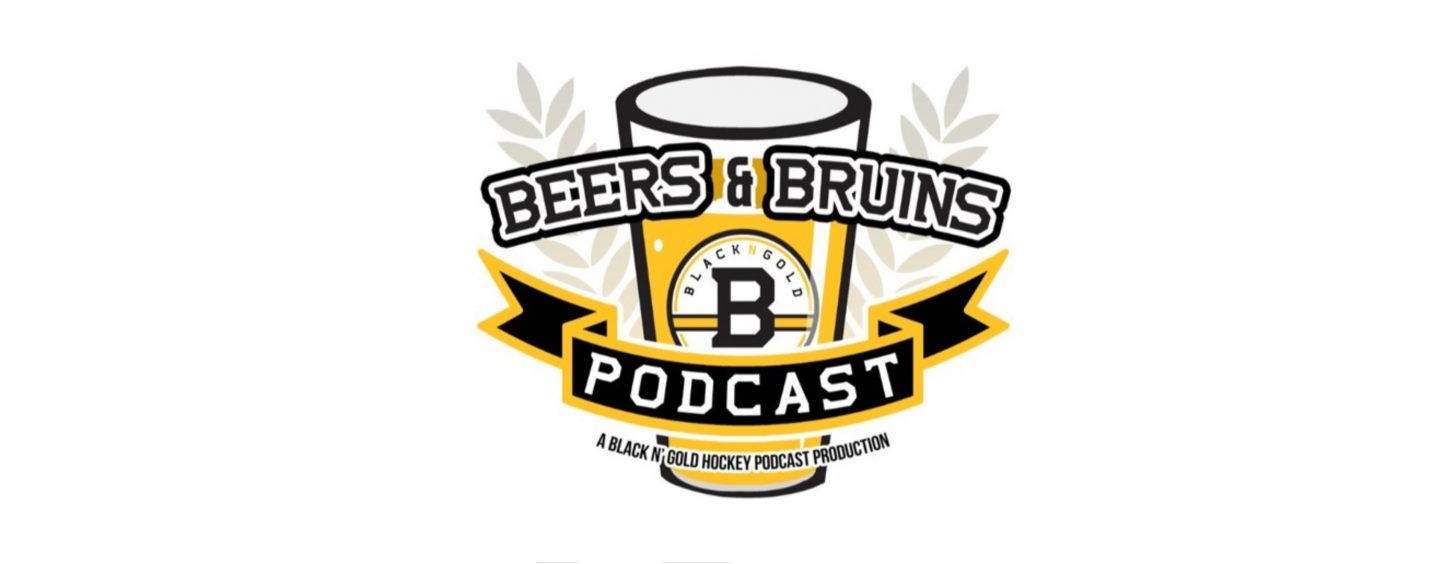 Beers N' Bruins Podcast EP. 2: Chat with Ride The Pine Radio Podcast