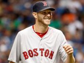 Red Sox Place Chris Sale on 10-Day DL