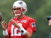Report: Patriots Restructure Brady's Contract