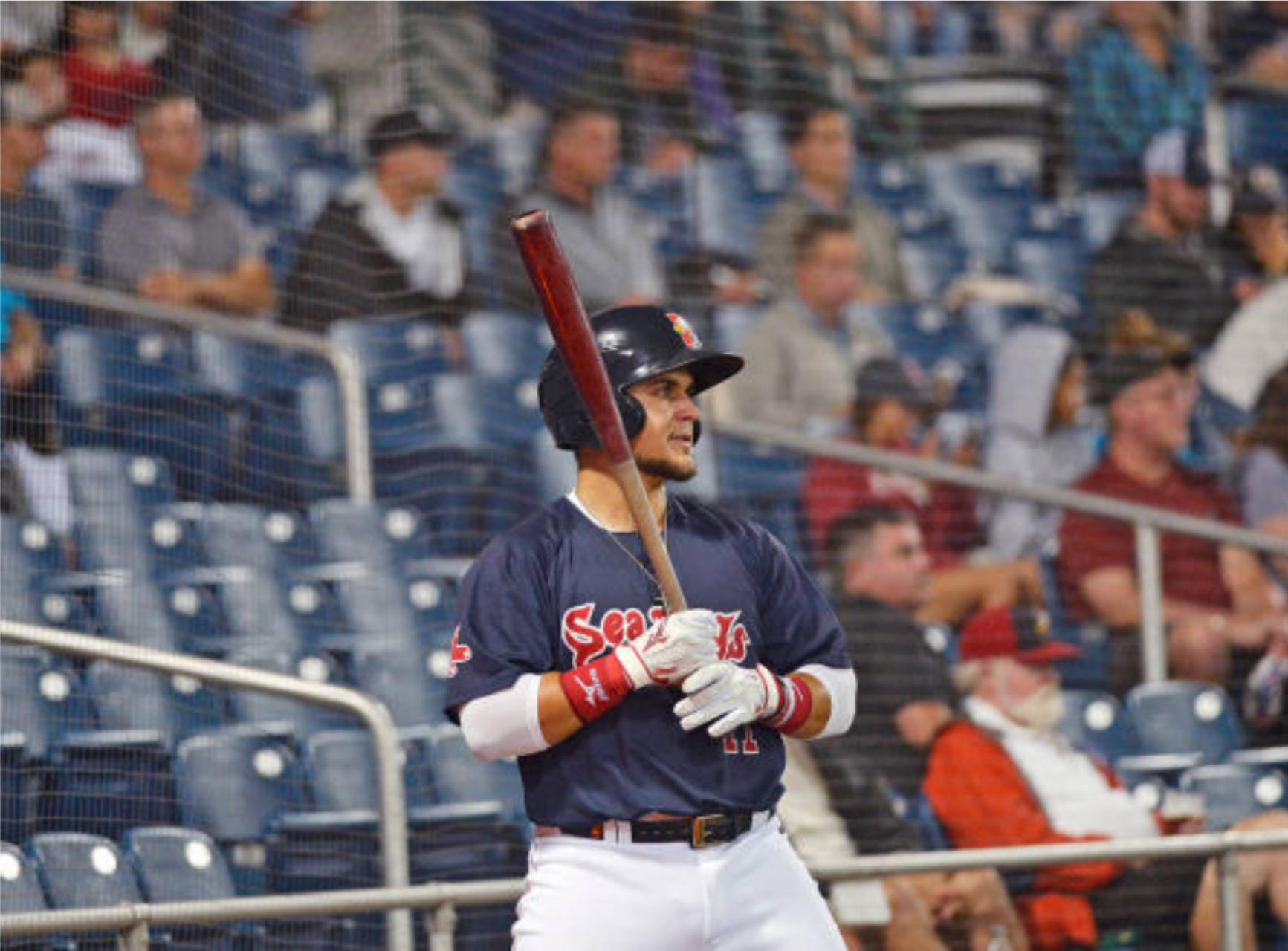 Pierce: Michael Chavis Is Back and Better Than Ever