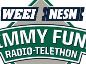 Leandre: Donate to the Jimmy Fund on August 21-22