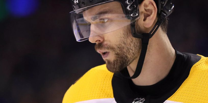 McQuaid Thanks Bruins Fans After Trade