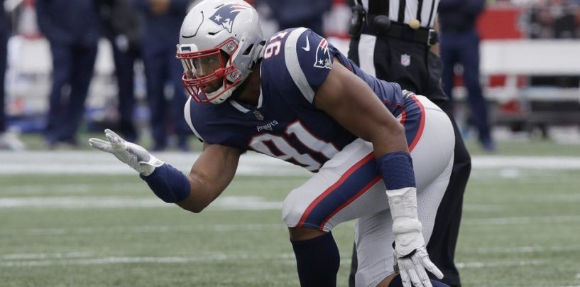 Offensive, Defensive Lines Lead Patriots to Opening Day Victory