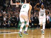 Watch: Terry Rozier Connects With Jayson Tatum Twice