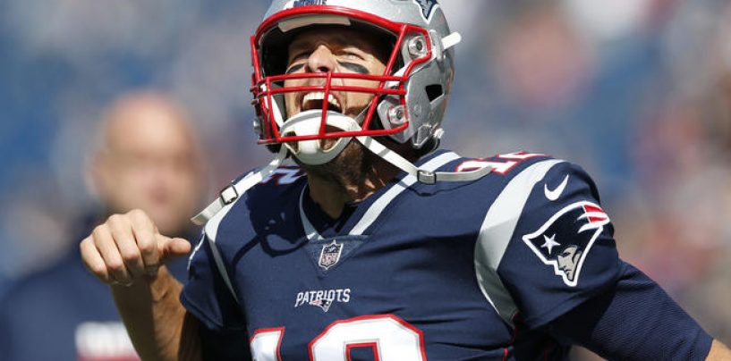 Patriots Crush Dolphins in Statement Win