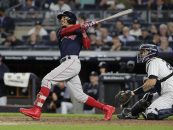 Red Sox Clinch AL East With Win Over Yankees