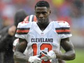 Report: Patriots Nearing Deal for Wide Receiver