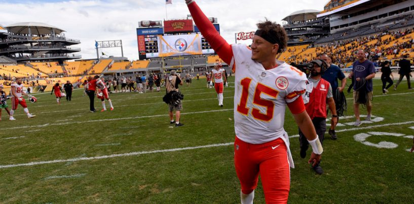 NFL Week 2 Studs and Duds