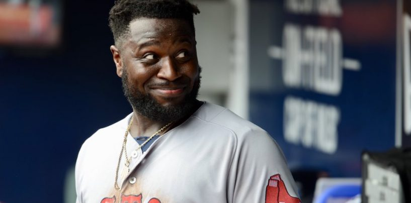 Phillips Debut Home Run Lifts Red Sox
