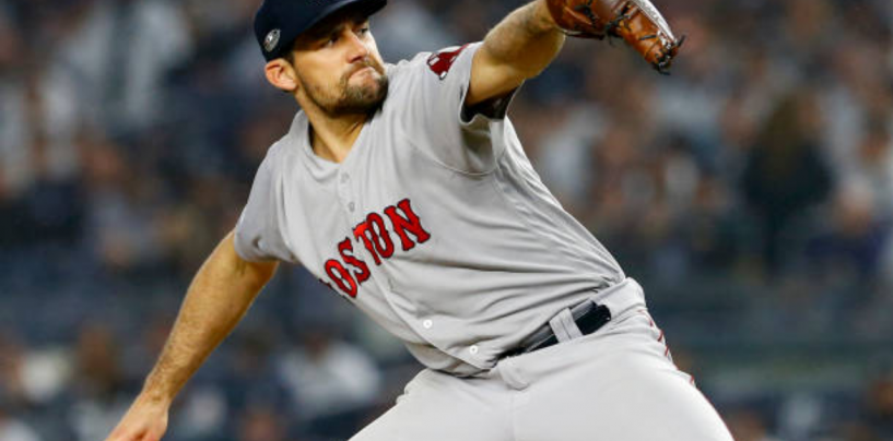 What is Eovaldi's Future in Boston?