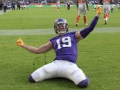 Underdog Thielen Lands in Record Books