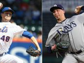 deGrom, Snell's Cy Young Wins Show Changing Dynamic of Baseball