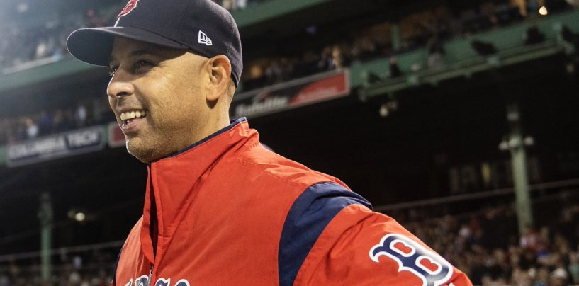 Red Sox Notebook: Cora Agrees to New Deal