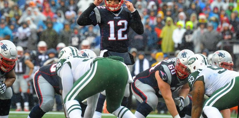 Week 17 Preview: New York Jets at New England Patriots