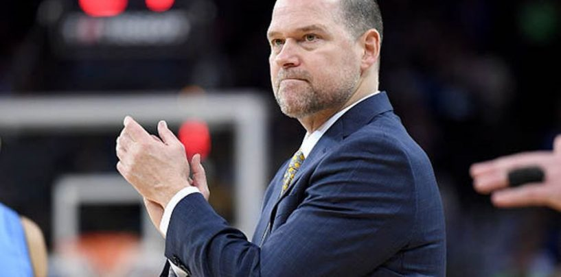 Corey: Mike Malone Is Early Coach of the Year Front-runner