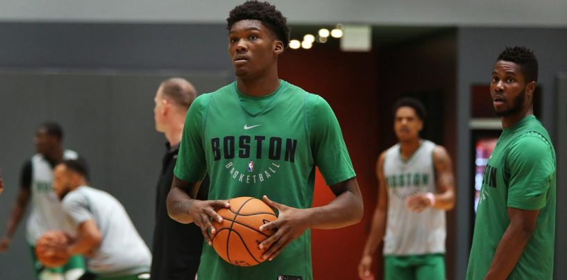 Leandre: Robert Williams Continues to Shine in Extended Opportunity