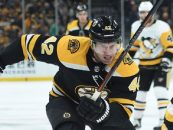 Backes Suspended Three Games, Will Miss Winter Classic