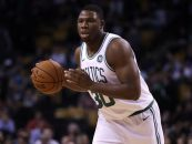 Watch: Guerschon Yabusele Exits Game With Grimacing Ankle Injury