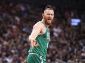 Aron Baynes Out Indefinitely With Hand Injury