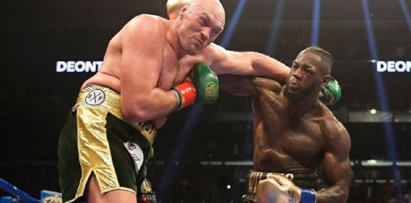 Wilder vs. Fury: Another Controversial Decision