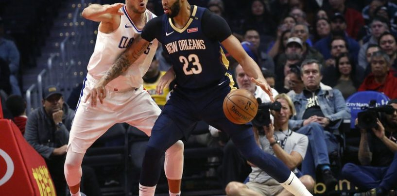 What would Anthony Davis in LA mean for Western Conference?
