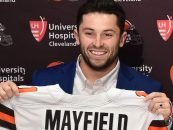 Galvin: Mayfield Deserves Offensive ROY