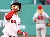 Red Sox, Betts Settle at $20 Million to Avoid Arbitration