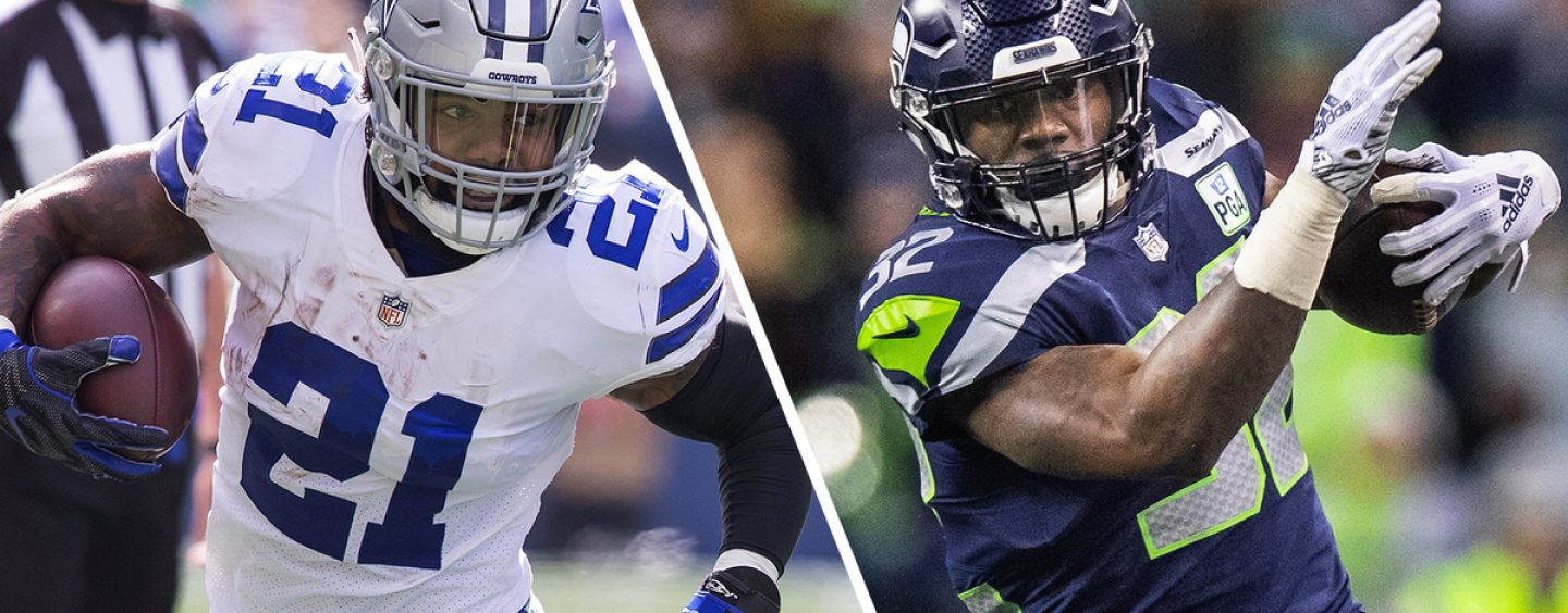 Cowboys Hold off Late Seahawk Surge
