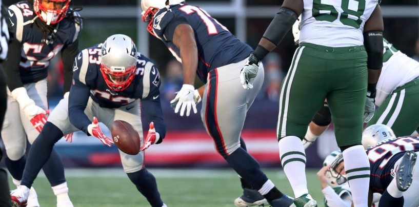 Underestimate New England at Your Own Peril