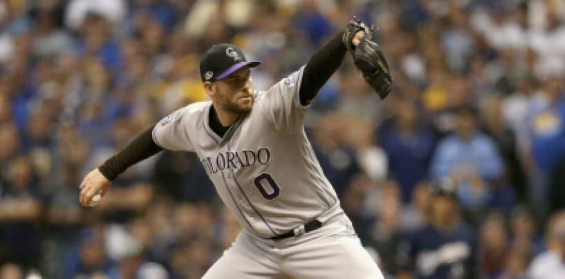 Adam Ottavino Signing Could Change Course of Sox-Yanks Rivalry
