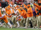 Tide Runs Low as Clemson Routs in National Title Game