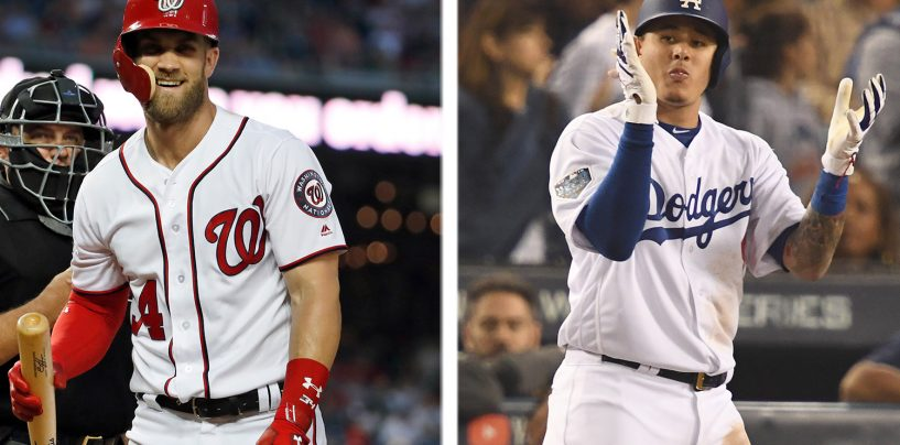 Biggest Winners and Losers of MLB Free Agency