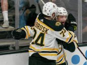 4 Bruins Players Have Scored 1st Goal Against Sharks