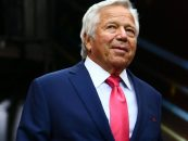 Report: Kraft charged with Prostitution Solicitation