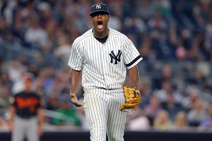 Yankees Agree to Extension With Luis Severino