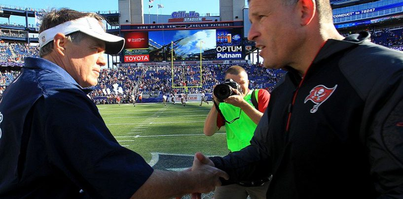 Report: Patriots Name New Defensive Coordinator
