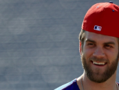 Bryce Harper Taking Cues From LeBron James?
