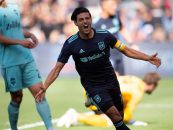 Carlos Vela Stays Hot as LAFC Beats Seattle Soundly