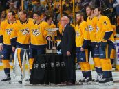 Is the Presidents Trophy Cursed?