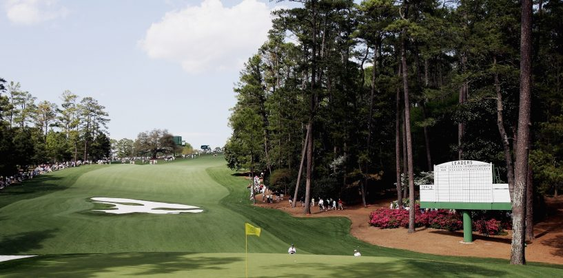 2019 Masters Preview