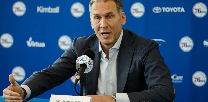 How The Colangelo Burner Saga Made for a Better Sixers Squad