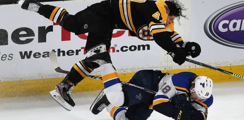 Bruins Hope to be Victorious Once Again on Home Ice