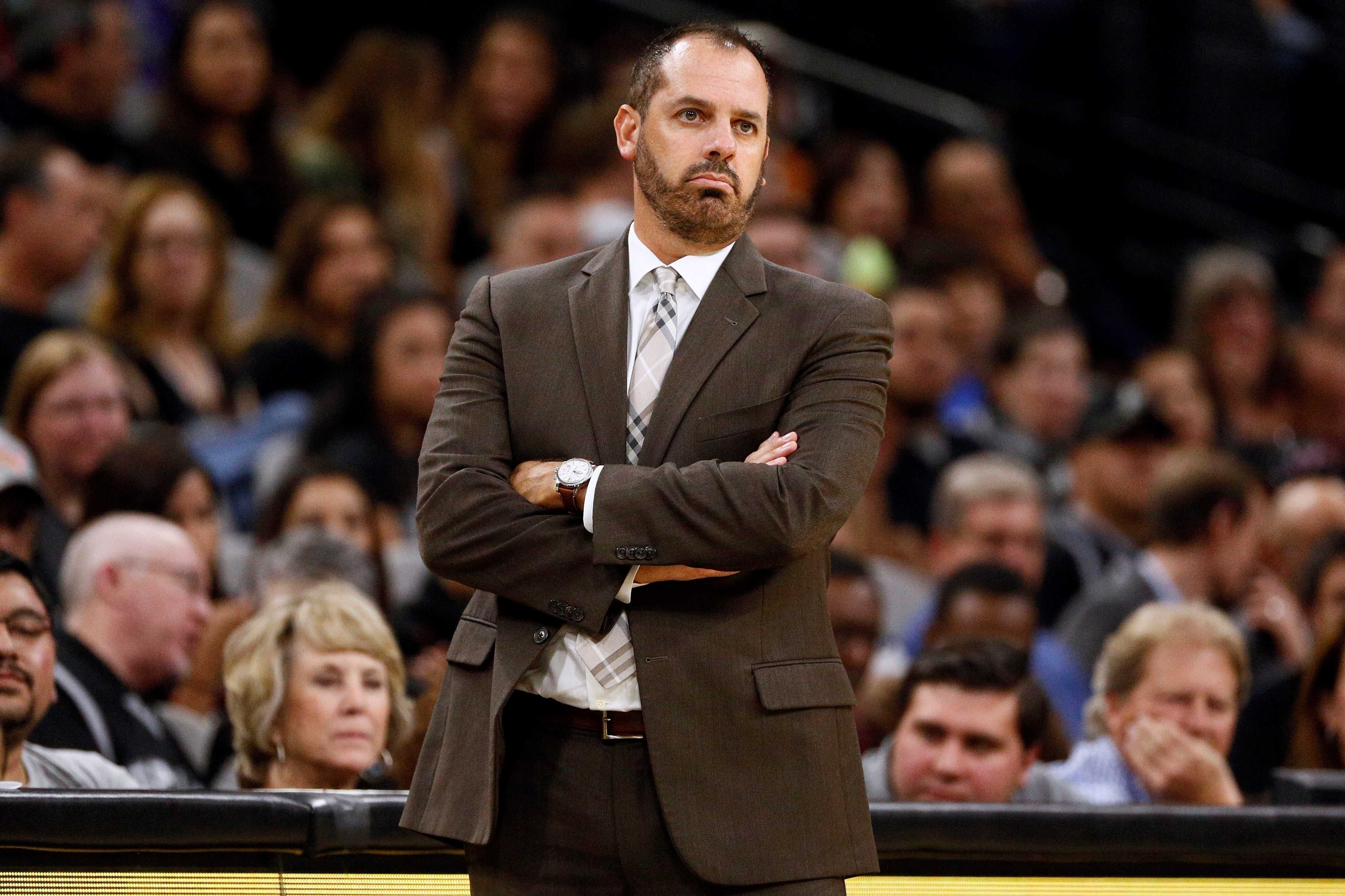 The Lakers Made the Right Choice With Frank Vogel