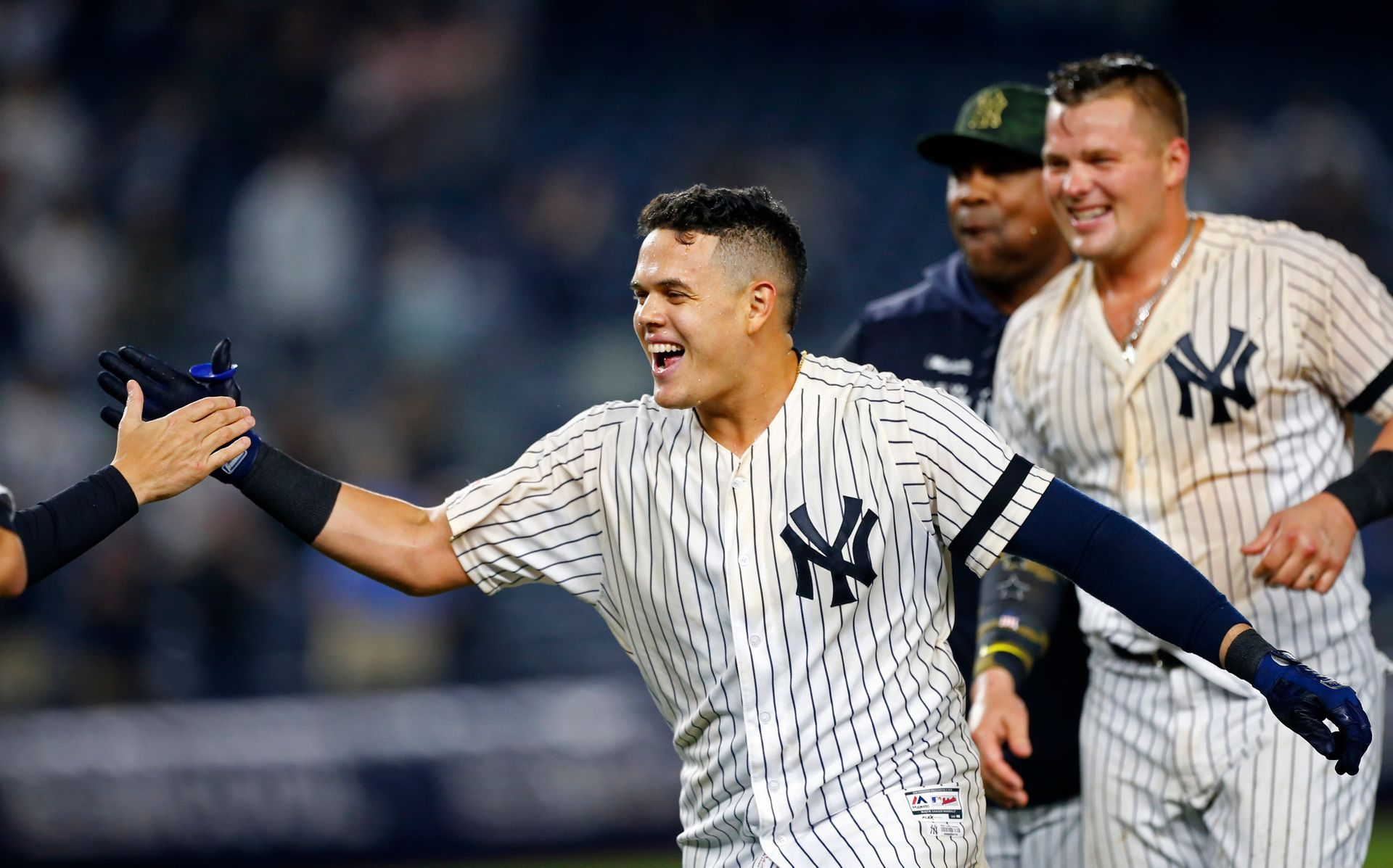 August Waiver Acquisition to Bronx Hero